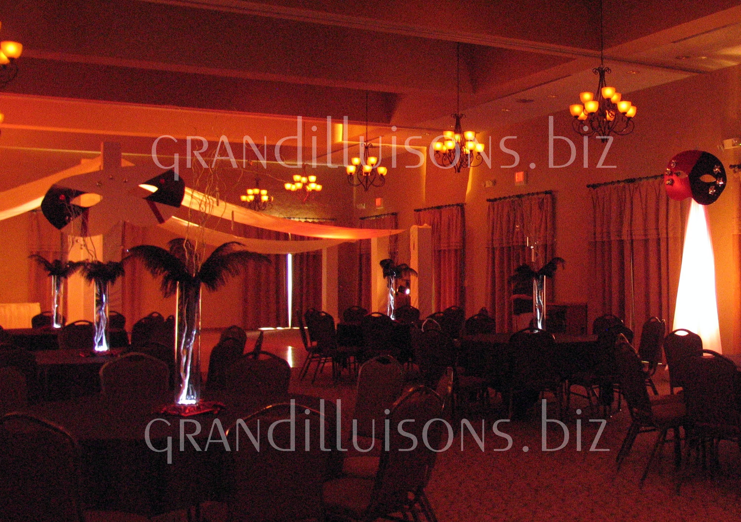 masquerade prom grand illusions