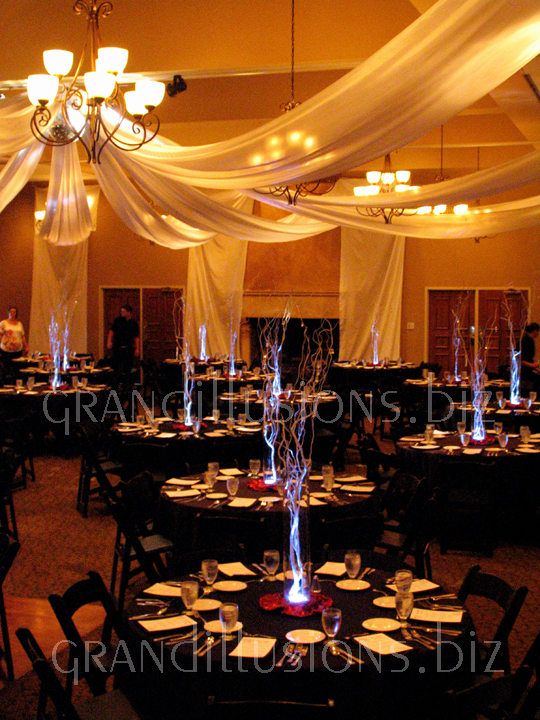 Wedding grand illusions Home decor lincoln ne