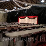 Barneston Wedding Decor